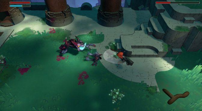 Conheça Hob, o novo game dos criadores de Torchlight