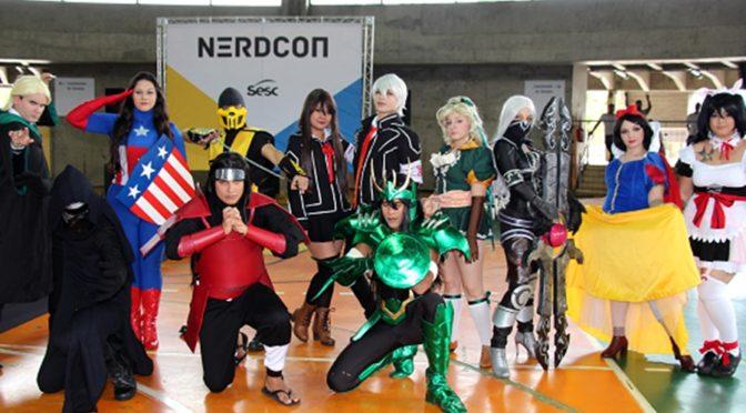 NerdCon – Conferência Nerd da Zona Sul – acontece no SESC Interlagos em março