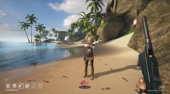 SOS – Jogo de sobrevivência da Outpost Games coloca 16 jogadores em uma ilha repleta de armas