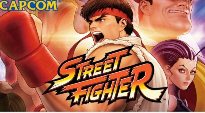 Capcom e a WarpZone se uniram para lançar o maior livro sobre Street Fighter do mundo!