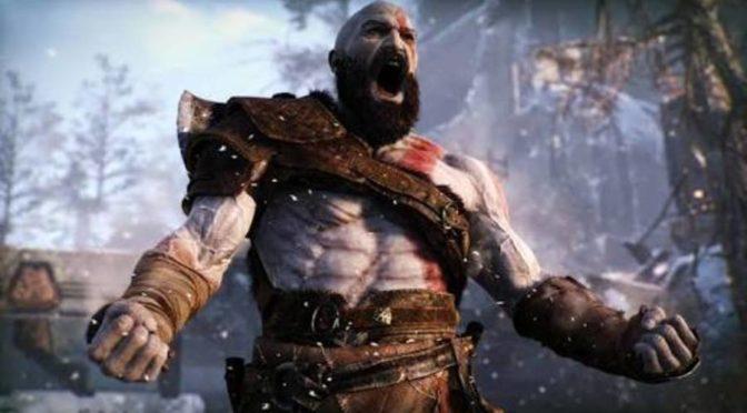 Saraiva e Sony organizam encontro para fãs para o lançamento de God of War em shopping de São Paulo