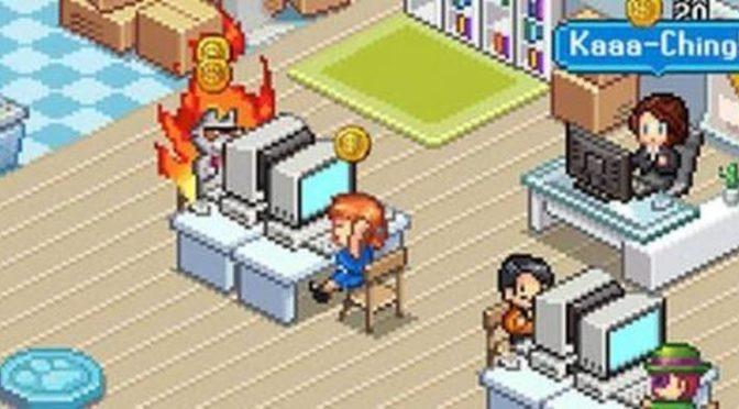 Conduza os negócios de uma firma de investimentos no bem humorado Tap Tap Trillionaire, jogo para Mobile