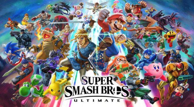 E3 2018 – O resumo da coletiva da Nintendo e o hype de Smash Bros. cresce