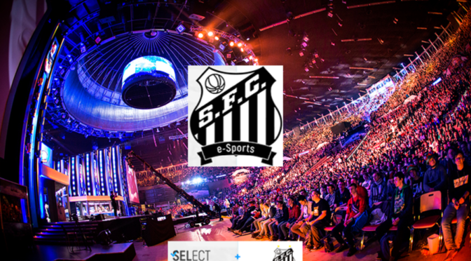 Santos e-Sports cria sua primeira equipe feminina para disputar torneios de Counter Strike: Global Offensive