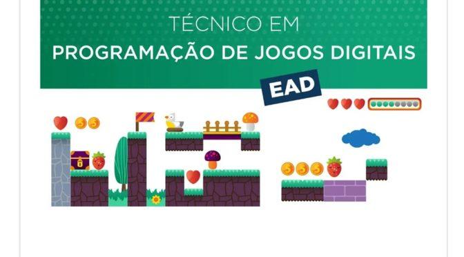 Senac abre curso de Técnico em Programação de Jogos Digitais visando o crescimento do setor no Brasil
