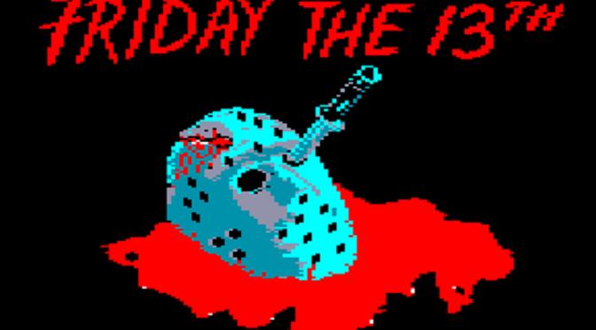 Os Piores jogos do mundo #02 Friday the 13th – o game que assusta até mesmo o Jason