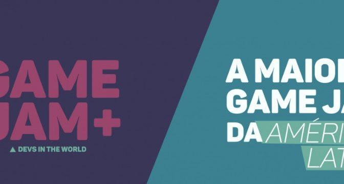 Game Jam + convida desenvolvedores a criarem jogos do zero em maratona de 48 horas