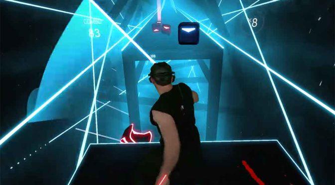 Voyager participa do primeiro Campeonato Internacional de Beat Saber entre arcades