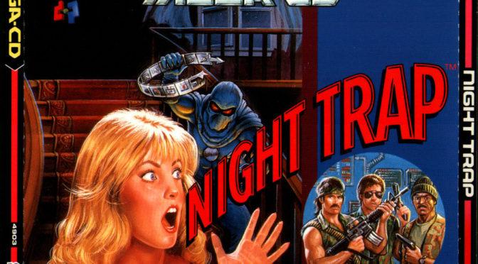 Os Piores Jogos do Mundo #04: Night Trap, o game que já nasceu trash