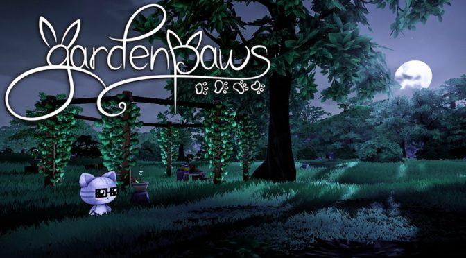 Garden Paws – Game indie mistura elementos de Harvest Moon e Minecraft com jogabilidade de RPG Online e Simulação