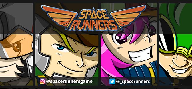 Space Runners – Novo jogo brasileiro se inspira em ThunderCats e SilverHawks