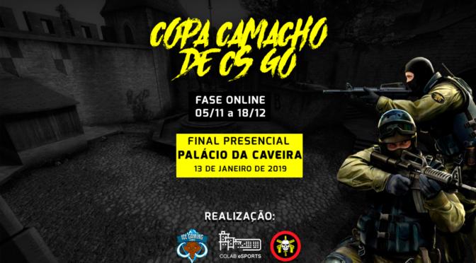 Copa Camacho de CS:GO terá finais presenciais no Palácio da Caveira, sede do BOPE no Rio de Janeiro
