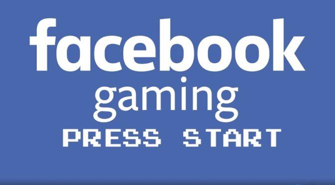 "Facebook cria novo programa ""Level Up"" de streaming de games no Brasil"