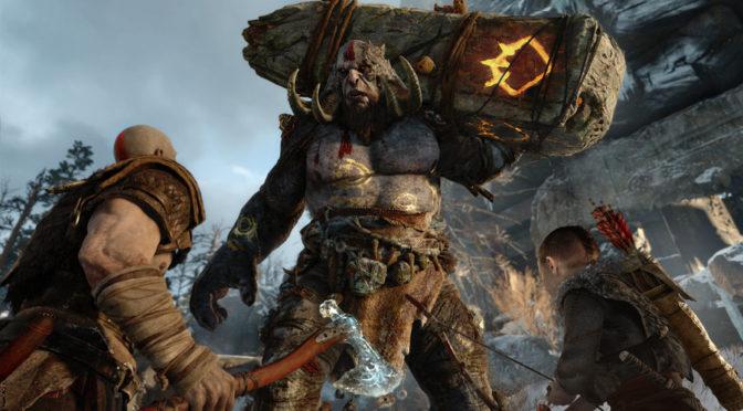 Diretor de God of War, Cory Barlog, vem ao Brasil para participar da 11ª edição da Brasil Game Show