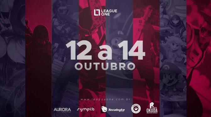 League One – Londrina (PR) recebe grande evento de eSports em outubro