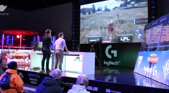 BGS 2018 – Logitech apresenta sua agenda de atrações para o evento