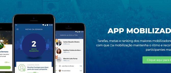 MobNex – Aplicativo aposta na gamificação para atrair jovens para a mobilização política