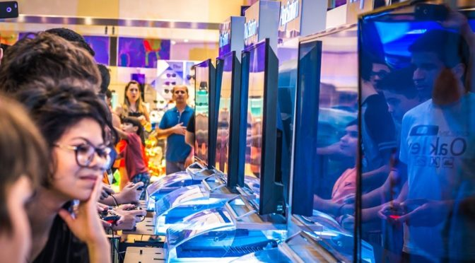Museu do Videogame Itinerante chega ao Shopping RioMar Kennedy, em Fortaleza