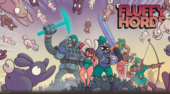 Conheça Fluffy Horde, o premiado jogo indie que mistura gêneros RTS e Tower Defense