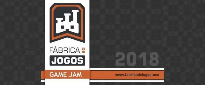 Fábrica de Jogos organiza Game Jam neste final de semana