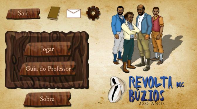Revolta dos Búzios é tema de game a ser lançado no dia 03 de novembro no Muncab