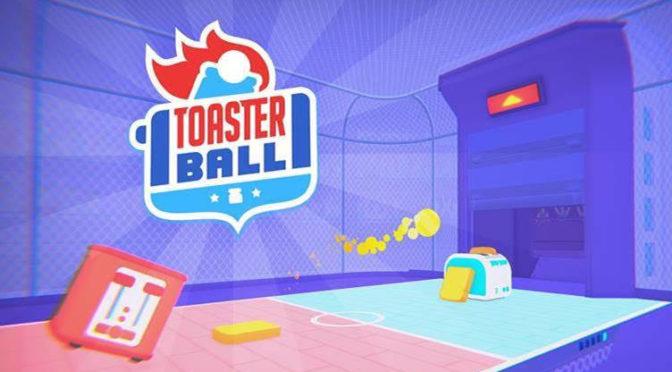 Conheça Toasterball, o jogo indie que coloca torradeiras no papel de atletas esportivas