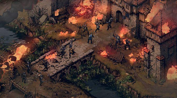 Thronebreaker: The Witcher Tales já está disponível na Steam