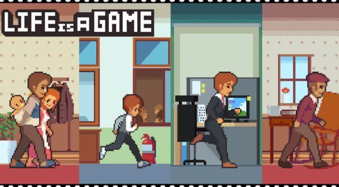 Conheça Life is a Game, game que mistura simulador de vida com o gênero Infinite Runner