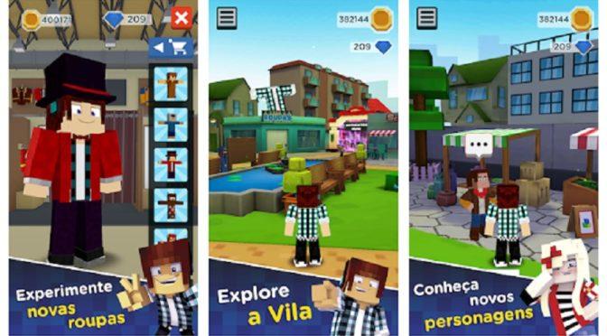 Authentic Games lança aplicativo com jogos e uma vila virtual