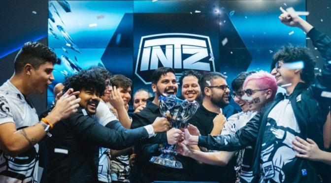 INTZ vence Flamengo e é campeão do primeiro split do CBLoL 2019