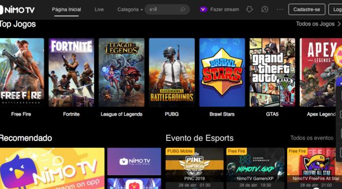 Quer se tornar um streamer de games? Especialistas da Nimo TV dão 5 dicas úteis para o sucesso