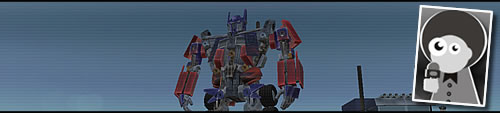 Transformers no Second Life
