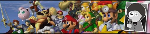 Super Smash Bros de Wii tem novas telas e confirmação de modo online