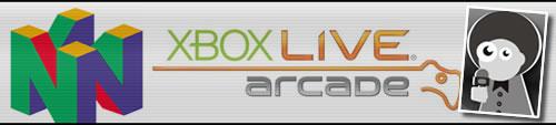 Títulos de Nintendo 64 no Live Arcade?