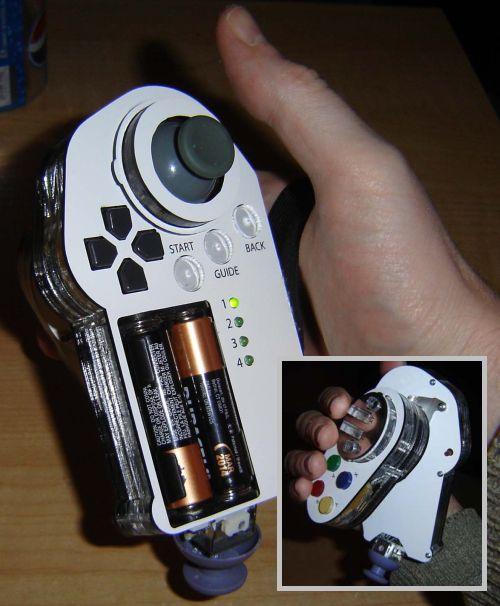 Xbox 360 para manetas
