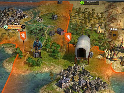 Estratégia na área: Colonization está de volta