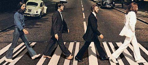 Jogo dos Beatles a caminho