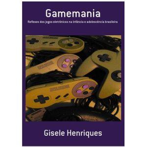 Livro: Gamemania mescla histórias reais e fictícias de jogadores na década de 90