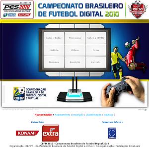 Campeonato Brasileiro de Pro Evolution Soccer 2010