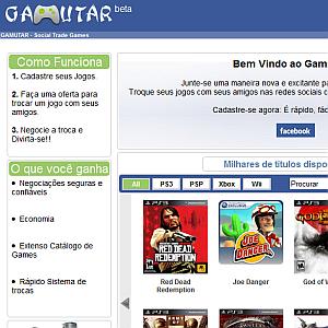 Empresa nacional cria aplicativo social para troca de games