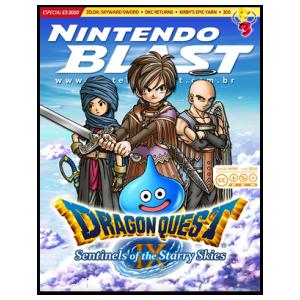 Novas edições das revistas Arkade e Nintendo Blast já estão no ar para download