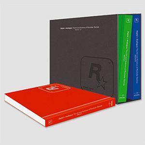 Coleção de livros da Rockstar Games não será lançada