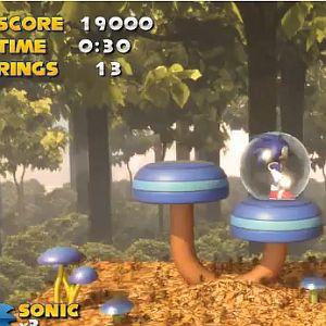 """Vídeo: """"remake"""" de fase de Sonic 3 em 3D criado por fã"""