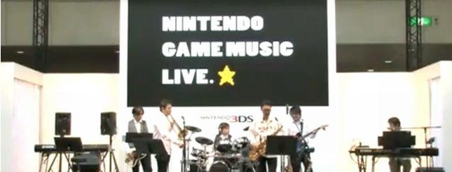 Confira a apresentação musical realizada na Nintendo World