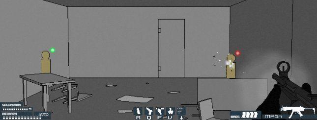Entre no papel de um atirador de elite no webgame Sierra 7