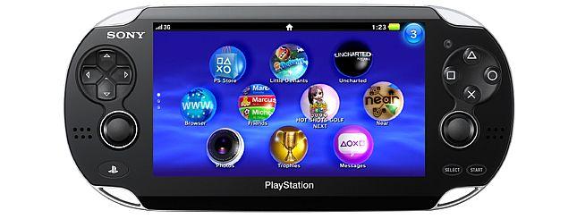 Sony NGP terá lançamentos simultâneos em mídias e download