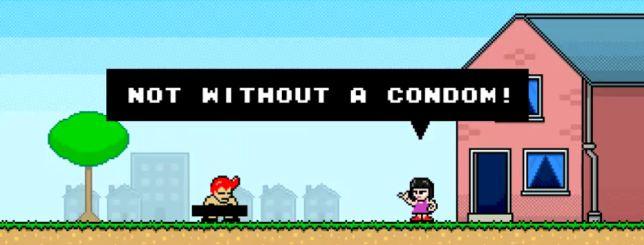 Órgão inglês se inspira em Super Mario para passar lição de sexo seguro a jovens