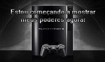 PlayStation 3 vende 520 mil unidades em uma semana na Europa