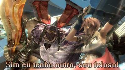 Final Fantasy XIII estará além do PlayStation3