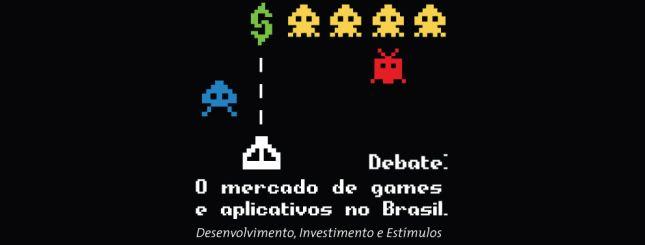 Debate sobre indústria de games, em SP, tem agenda divulgada